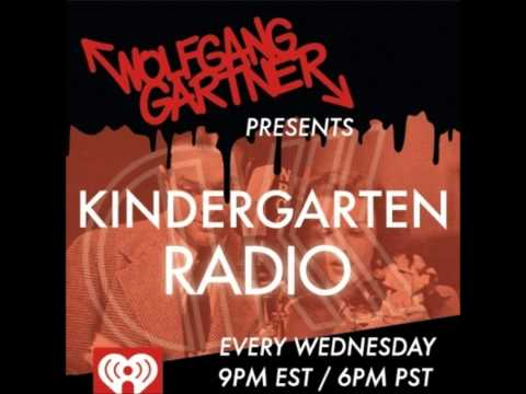 Wolfgang Gartner Live @ The Hollywood Palladium 11/10/12 (Kindergarten Radio 001)