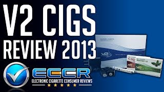 In-Depth V2 E-Cigarette Review - Unbiased Electronic Cigarette Consumer Reviews