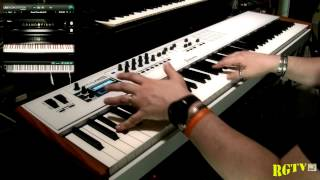 Arturia KeyLab88 - Demo Bundle Pianos part 1
