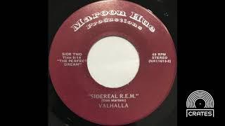 Valhalla - Sidereal R.E.M. (Rare Psych Folk Vinyl Rip)