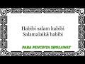 download mp3 dan video Sholawat Ahmad Ya Habibi - An Nida lirik Indonesia terbaru