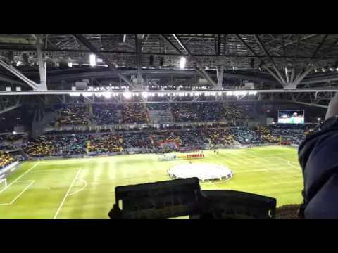 Гимн Лиги Чемпионов. Астана - Атлетико.  / UEFA Champions League Hymn
