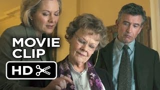 Philomena Movie CLIP - Marcia (2013) - Judi Dench, Steve Coogan Drama HD
