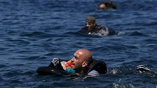 Good News: More invaders  drown as boats capsize off Greek coast