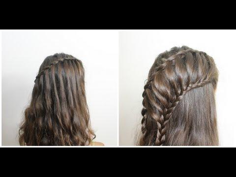Penteado 2 em1 / Penteados