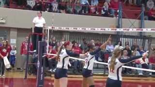 Dayton Volleyball vs. Rhode Island - Post-game