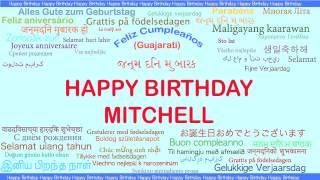 Mitchell   Languages Idiomas - Happy Birthday