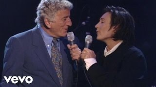 Watch Tony Bennett Moonglow video