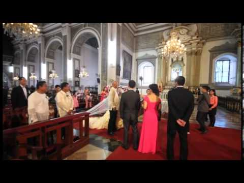 The Vow- San Agustin Church, Bayleaf Hotel