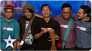 Download Lagu Sada Borneo Keeps Traditional Music Alive | Asia's Got Talent Episode 4 Gratis STAFABAND