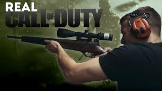 Let's play - Call of Duty (in real)