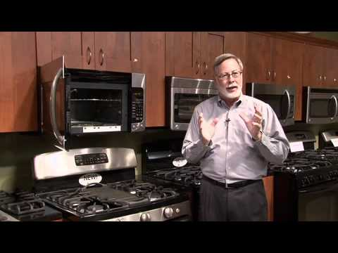 Over The Range Microwave Ge Microwaves Youtube