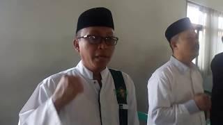 Subhanul Wathon menggema di MKNU Kuningan