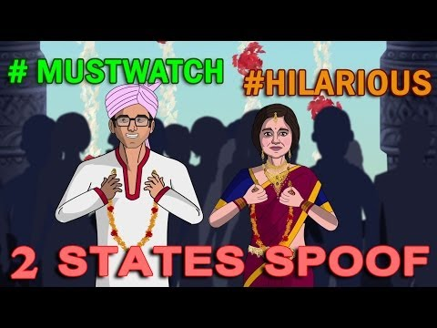 2 States Spoof || Shudh Desi Endings video