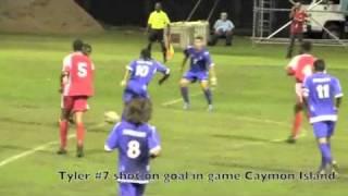 Tyler Wilson International Soccer  Player Oct 2010.m4v