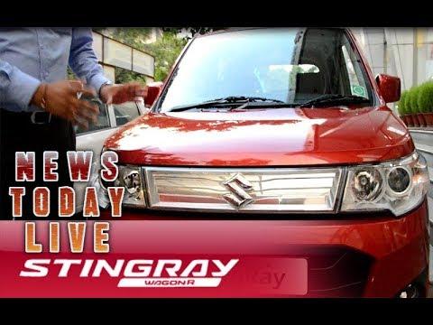 Maruti Suzuki StingRay New Hatchback Engine and Interior Review Specifications 2013