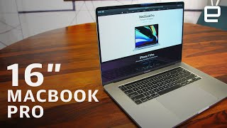 "16"" MacBook Pro review: The ultimate Apple laptop"