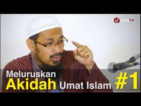 Ceramah Islam Intensif: Meluruskan Akidah Umat Islam (Sesi 1) - Ustadz Dr. Ali Musri, M.A.
