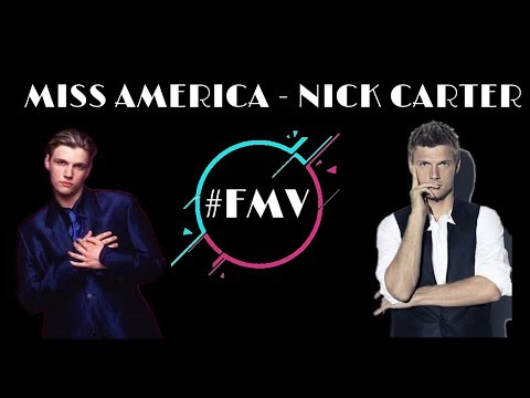 Nick carter sexy cover thought differently
