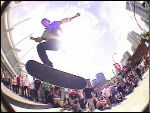 Go Skate Day 2012 with Spencer Hamilton