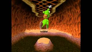 Croc Legend of the Gobbos [PSX] 100% - Level 3-1 Lights Camel Action