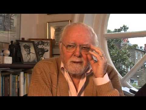 Richard Attenborough - from the Hutchinson archive