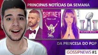 Download Lagu Justin Timberlake mandou shade pra Britney? Turnê de verão CONFIRMADA,  e MUITO mais... Gratis STAFABAND
