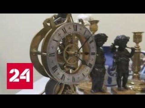 В Домодедове перехватили контрабандную партию предметов искусства