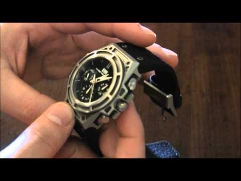Linde Werdelin SpidoSpeed Chronograph Watch Review