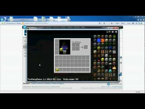 Minecraft: How to set up kits using essentials (With permissions)