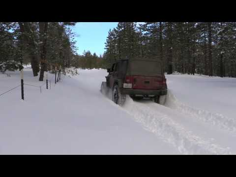 Pit Bull Tires - PBX A/T Hardcore - Winter Wheeling Adventure
