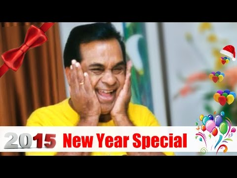 Tollywood Rewind 2014 - Back 2 Back Telugu Latest Comedy Scenes - 2015 New Year Special video