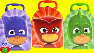 PJ Masks Surprise Tins
