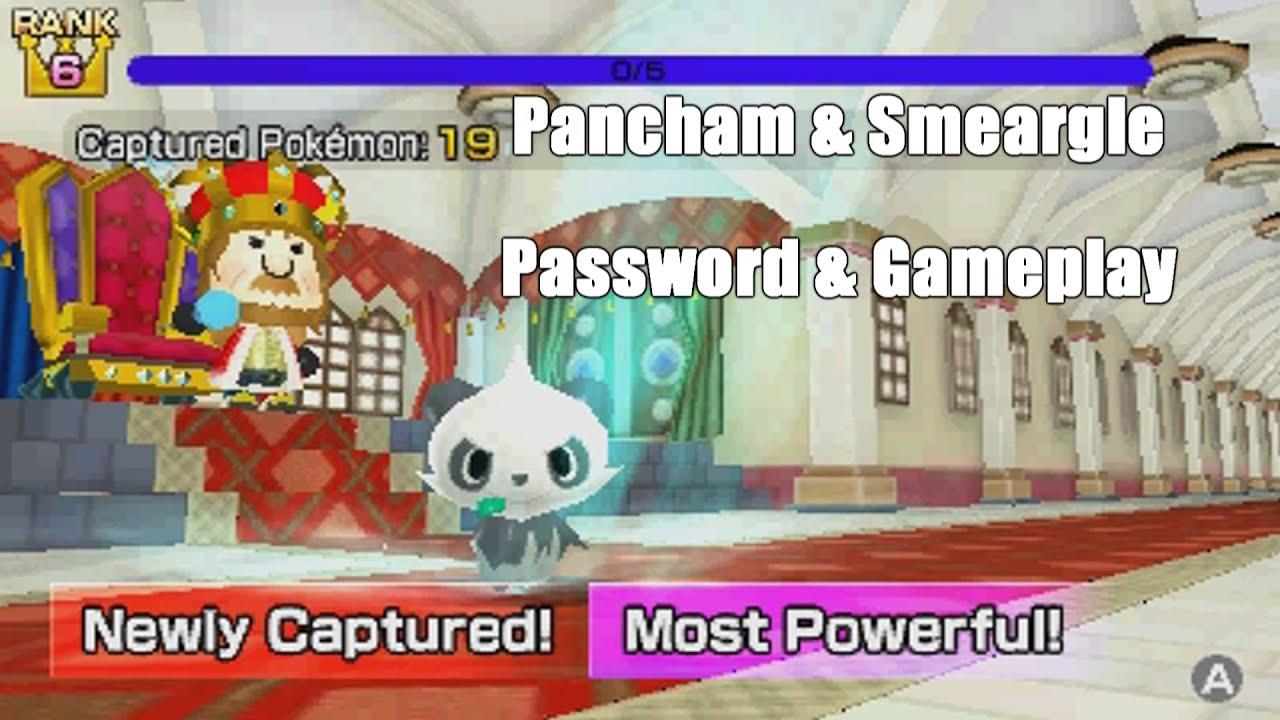 Pokemon Rumble World Legendaries Pokemon Rumble World 3ds
