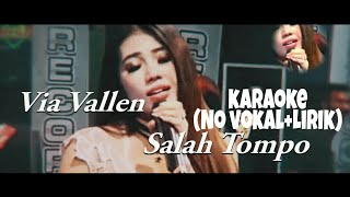 Karaoke salah Tompo by Via Vallen