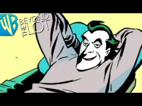 "Batman: Mad Love Episode 3 ""Psycho Therapy"""
