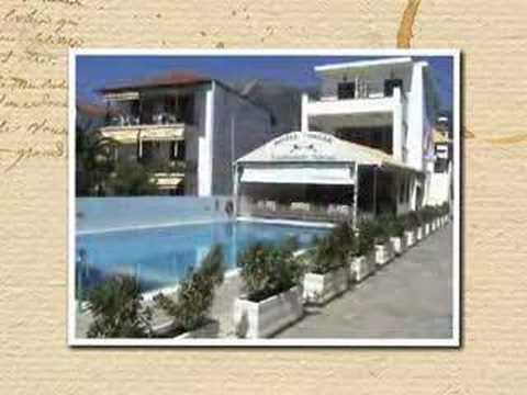 Hotel Oscar, Nidri, Lefkas, Greece, Real Holiday Reports.wmv