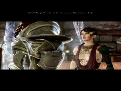 Dragon Age Secret Sex Scene video