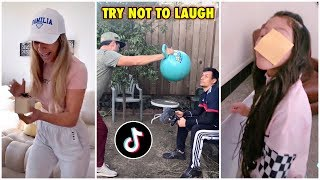 "TRY NOT TO LAUGH or GRIN - ULTIMATE ""Tik Tok"" PRANK Compilation 