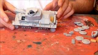 Dragon Panzerkampfwagen 38(t) Ausf. G in 1/35 scale building review Part I