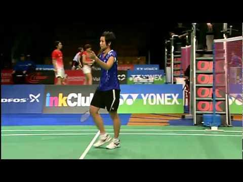 R16 - WS - Tai Tzu Ying vs Saina Nehwal - 2011 Yonex Denmark Open