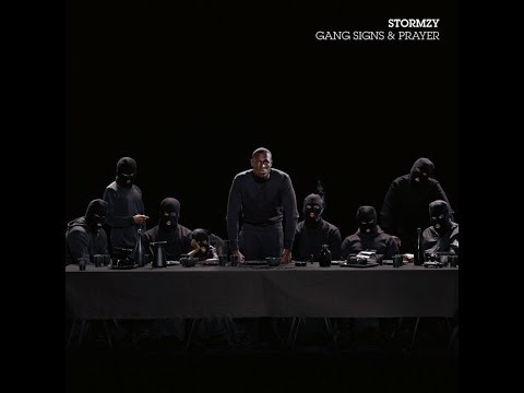 Stormzy ft. MNEK - Blinded by your grace