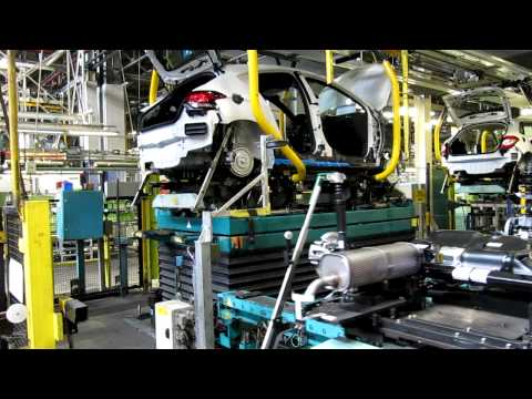Citroën DS4 – The Making Of – Il motore