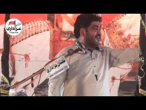 Zakir Ghulam Mustafa Alyani | Majlis 26 Shaban 2018 | YadGar Qasiday | Pattal Road KotAddu