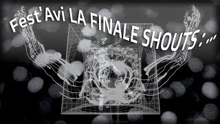 Fest'Avi LA FINALE SHOUTS: ... (Live in Francogrid Opensim)