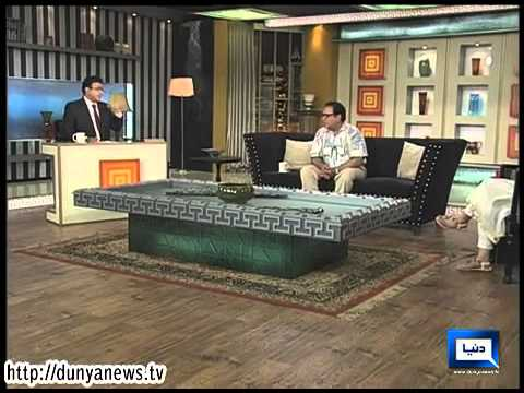 Dunya News - Hasb E Haal -10-04-14 video