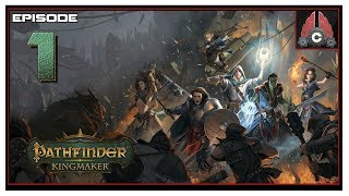 Let's Play Pathfinder: Kingmaker (Hard Difficulty) With CohhCarnage - Episode 1