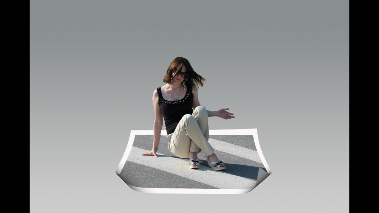 Как сделать 3d объект из фото