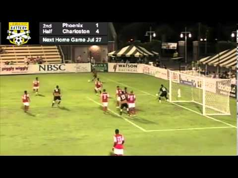 Watch goals by the Charleston Battery's Dane Kelly, the Harrisburg City Islanders Lucky Mkosana and Phoenix FC's Scott Morrison in this week's edition of USL PRO Goals of the Week.