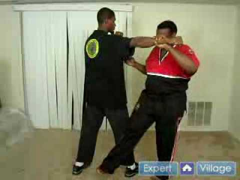 Qaeem Garner_Front Sweep in Shorin-Ryu Karate- Shorin-Ryu Karate Tips & Techniques.flv Image 1